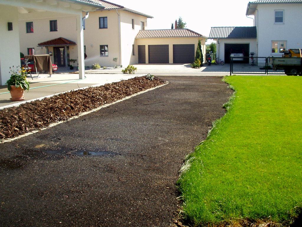 Spezialisiert auf alle au enanlagen pflaster verlegen zaunbau wege bauen gartengestaltung - Gartengestaltung mit granitsteinen ...